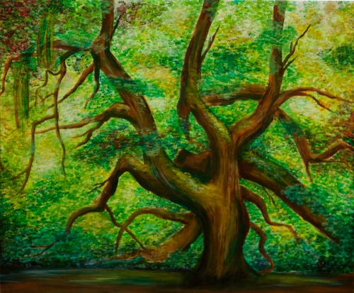 """Roots"" -- Natalie Martell"